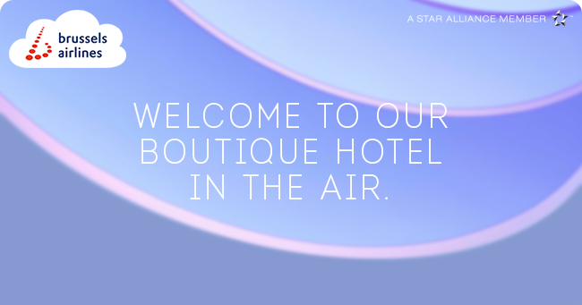 OUR BOUTIQUE HOTEL IN THE AIR.